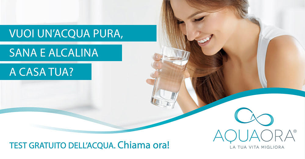 aquaora osmosi inversa